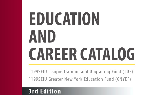 Training and Upgrading Fund's New Education and Career Catalog Is Now Available