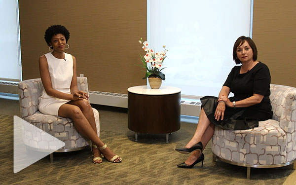 Fireside Chat with Dr. Pernell and Dr. Salas-Lopez